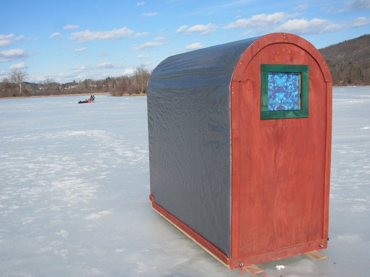 Vermont Ice Fishing 1 All About Houses Pinterest See