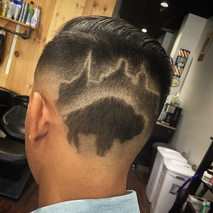 Local barber spreading Buffalove with unique hair designs