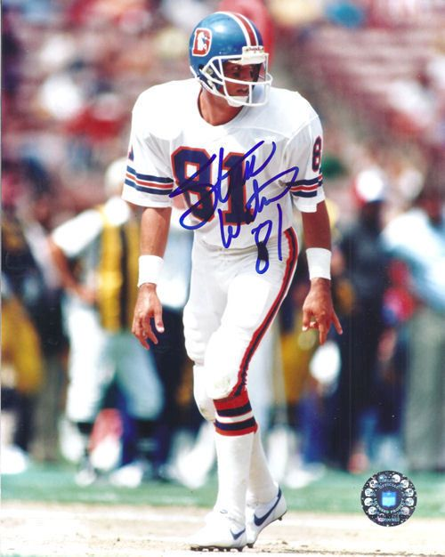 ... This is an photo that was personally autographed by Steve Watson. A 9  year Denver usatsi7710991153192880lowres.jpgw1000h719 Karl Mecklenburg ... 32dc0a1a5
