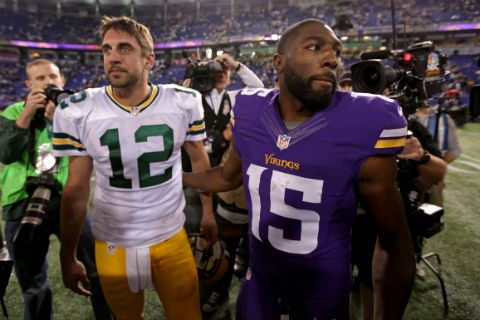 Get Your Greg Jennings Jersey Out of the Closet -- Just two years after leaving Green Bay for Minnesota, Greg Jennings has been released by the Vikings. Could a warm reunion with the Packers be possible?