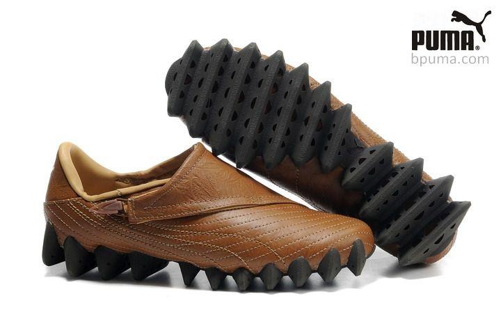 Puma Caterpillar Shoes Brown