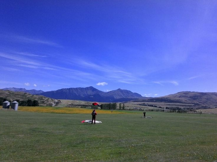 About to take off from jacks point to go skydiving! #gigatownqueenstown