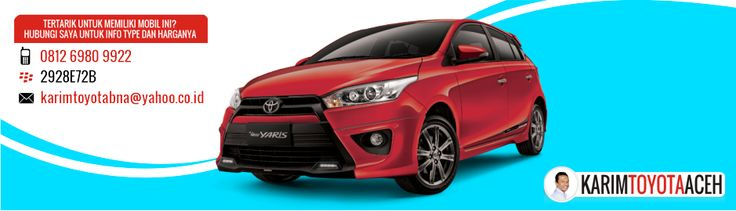 All New Yaris | KARIMTOYOTAACEH