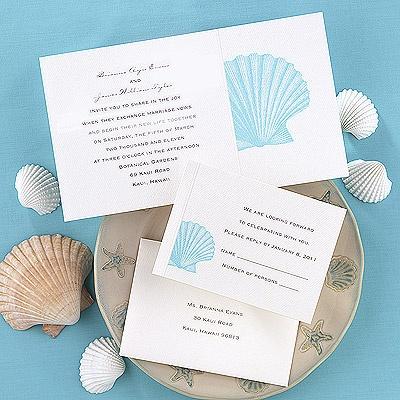 51 best destination / beach themed wedding invitations images on, Wedding invitations