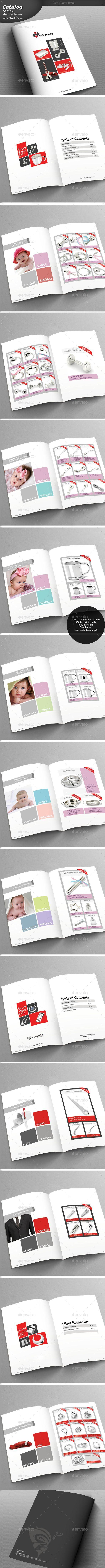 257 best Catalog Print Templates / A4 / PSD / AI / EPS / PDF files ...