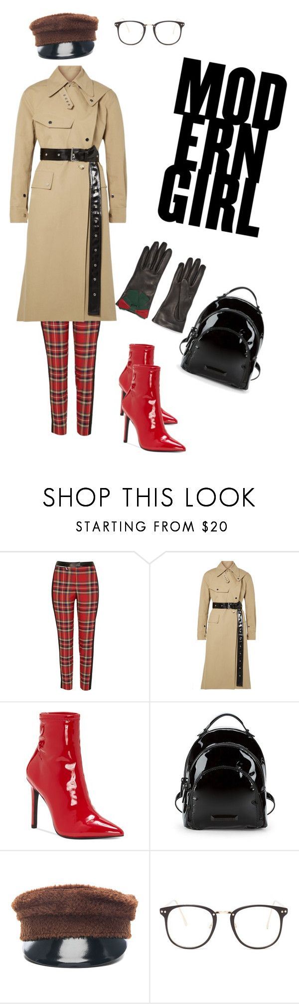 """""""Modern chick"""" by lamara-chandler on Polyvore featuring Helmut Lang, Jessica Simpson, Kendall + Kylie, Ruslan Baginskiy, Nasty Gal, Gucci and modern"""