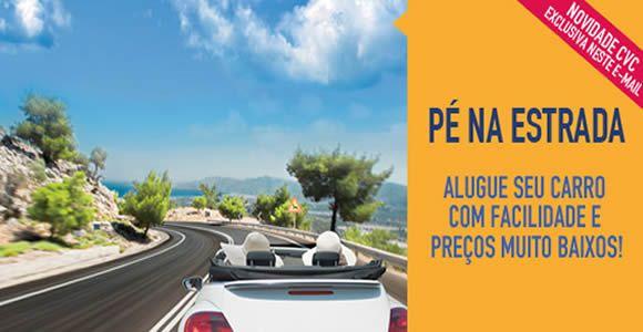 Aluguel de carro na CVC com preços baixos #aluguel #carros #cvc #viagem