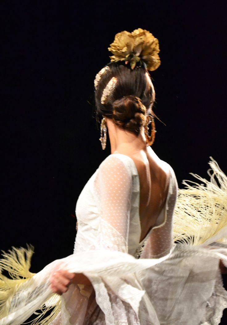 Feria de Abril 2014: Especial Peinados de Flamenca