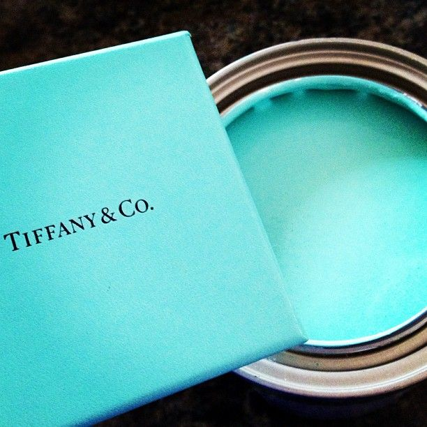 Tiffany Paint Color Juxtaposed Passions Pinterest