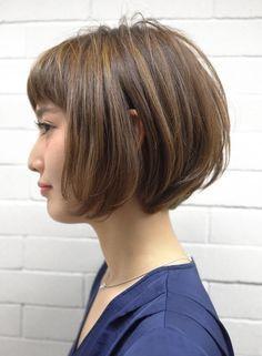 【ボブ】丸みのある綺麗な大人ボブ/PHASEの髪型・ヘアスタイル・ヘアカタログ|2016春夏