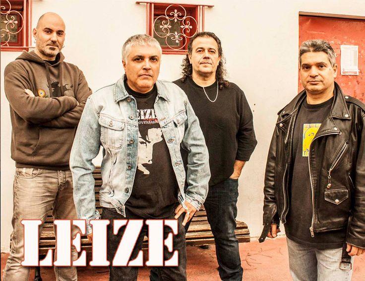Fin de gira LEIZE en Madrid: XXX años Devorando las Calles