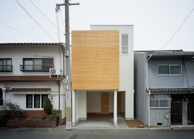 house f by ido kenji japanese architecturemodern - Japanese Architecture Small Houses