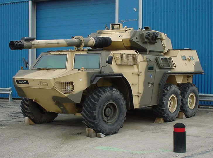 Armoured Fighting Vehicle | Limitation of light armored fighting vehicles against main battle ...