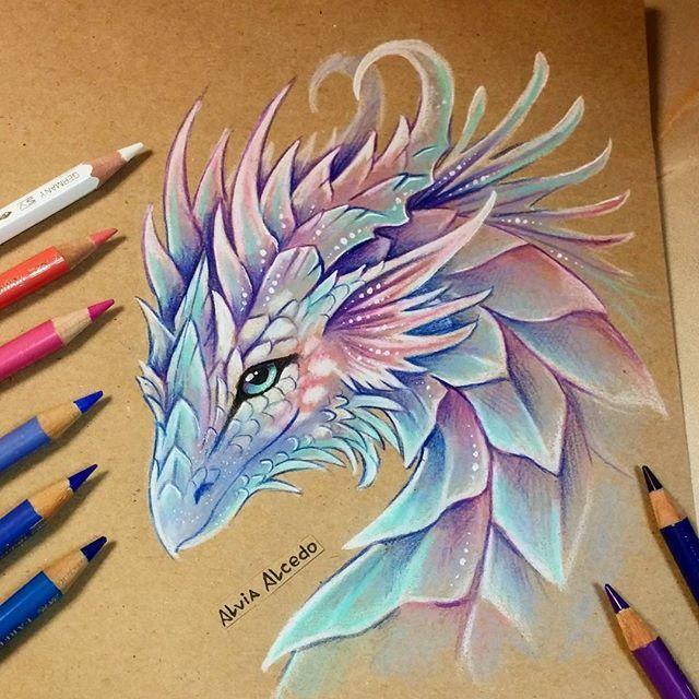 Alvia Alcedo Ideas De Tatuajes En 2019 Art Dragon Art