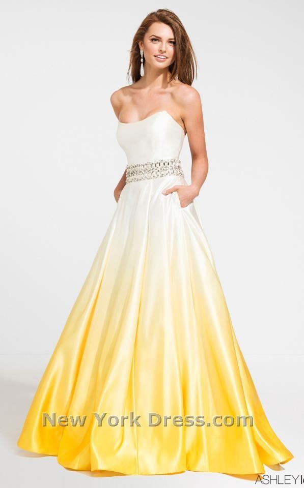 Thrift store evening dresses