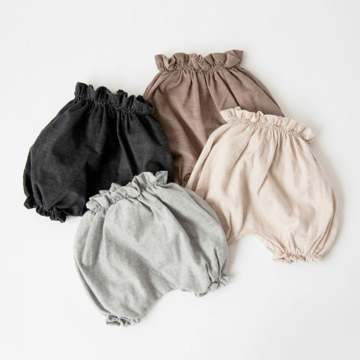 MAKIE 2016AW BLOOMERS