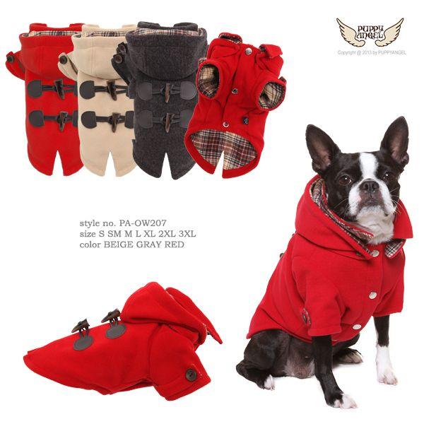 1000  images about Dog Coats on Pinterest | Puppys Duffle coat