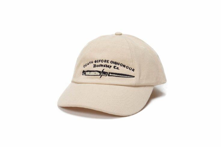 Image of NATURAL DAD CAP