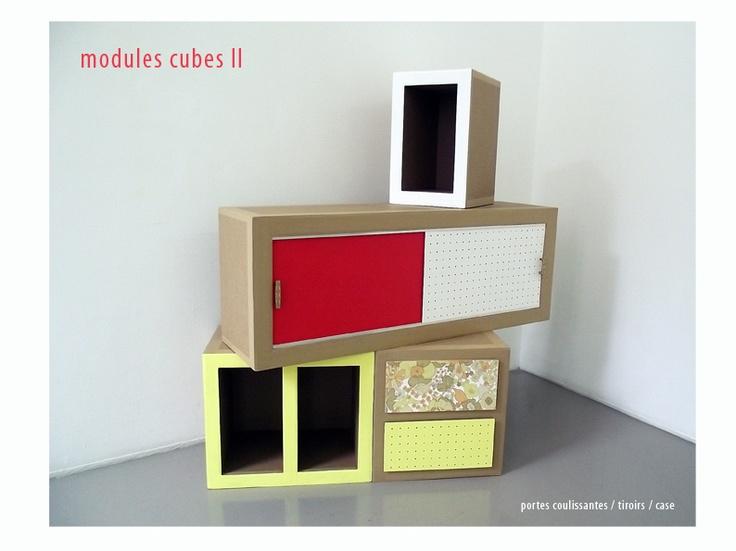 Modules cubes II