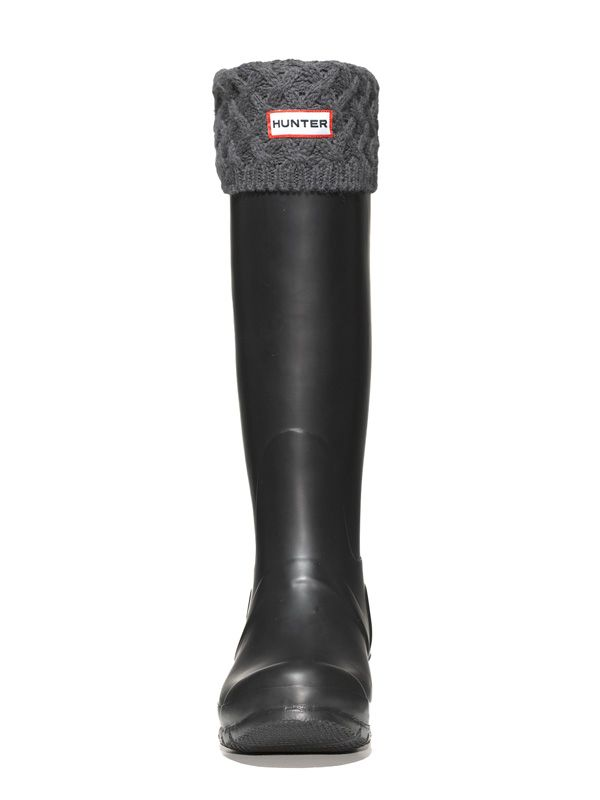 Weave Welly Socks | Rain Boot Socks | Hunter Boot Ltd