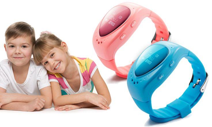 Παιδικό Ρολόι DMDG με Ειδοποίηση SOS & GPS Tracker Μόνο 49,90€