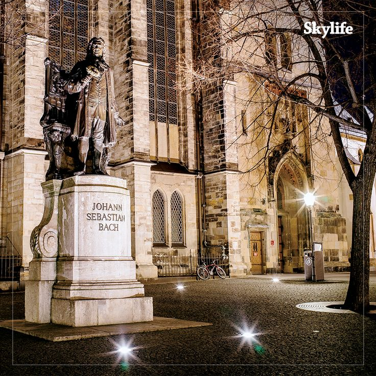 Read about Leipzig to discover its history and feel the coffee scent in the streets.