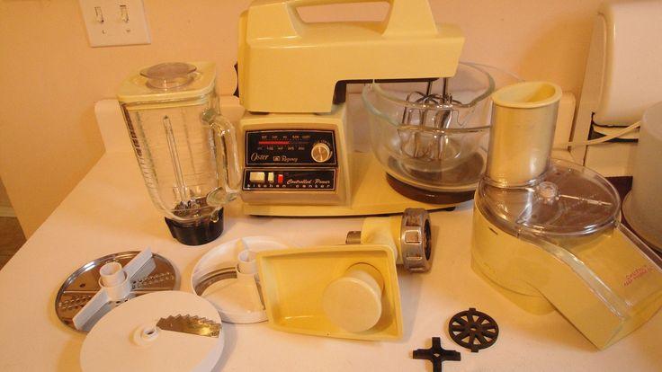 Oster Regency Kitchen Center Food Processor