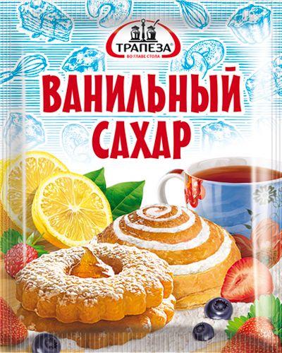 Ванильный сахар в чай