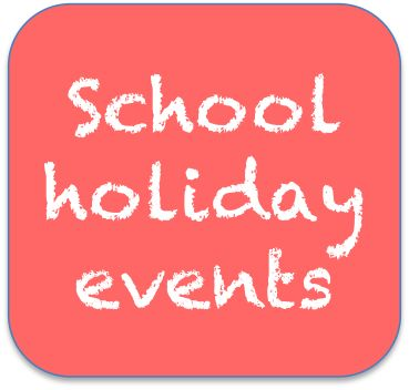buggybuddys - school holiday activities
