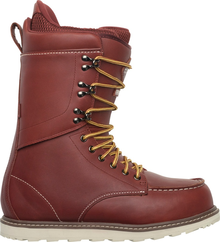 Red Wing Shoes X Burton Snowboards Rover Boots - Never liked the look of snowboard boots and most snowboard gear. This! This is turn in the right direction!