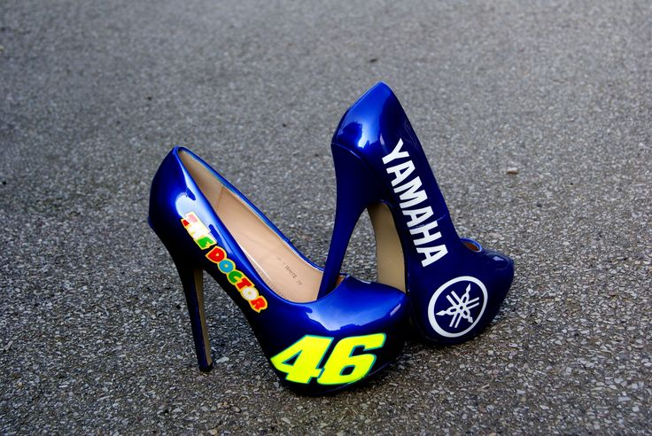 Valentino rossi the doctor vr46 high heels pinterest for Chaise valentino