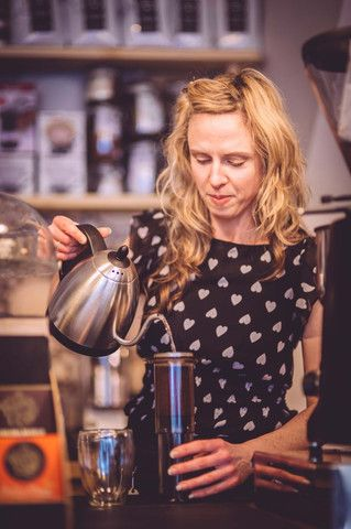 barista training and coaching across dorset and devon