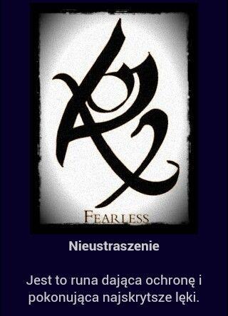 Fearless runes