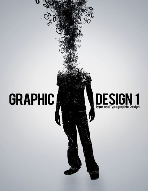 I like the artistic spin on the individual the designer chose to utilize