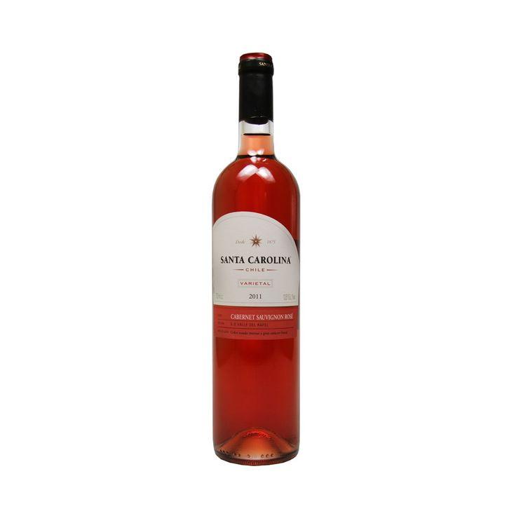 Vinho Santa Carolina Rosé Cabernet Sauvignon Varietal, 2011 http://www.buywine.com.br/vinho-santa-carolina-rose-cabernet-sauvignon-varietal/p