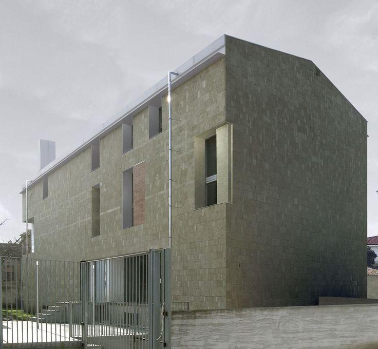 Ampliamento E Rimodellamento Di Una Casa Bifamiliare In Località Pozzovetere (CE) - Picture gallery