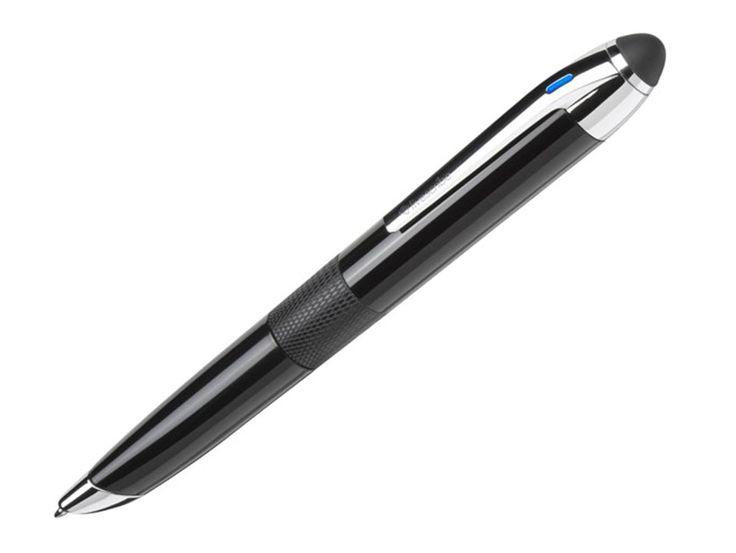 Livescribe 3 Smartpen, digitaler Stift für iPad/iPod/iPhone, Bluetooth