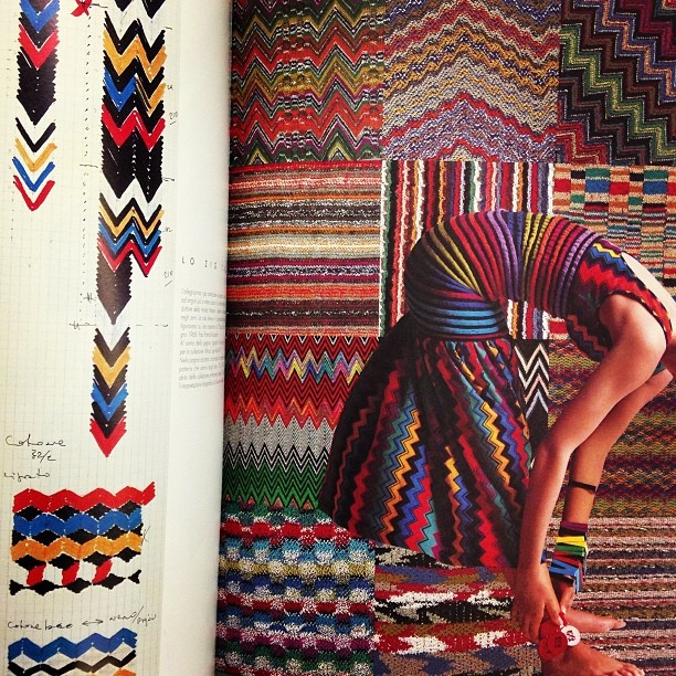 11 Best MISSONI PATTERN Images On Pinterest