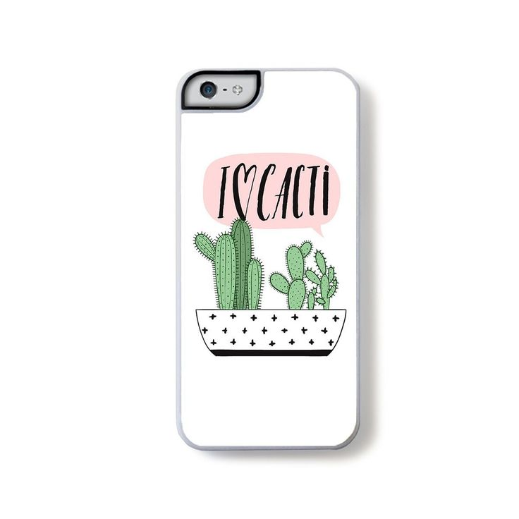 I Love Cactus for iPhone 5