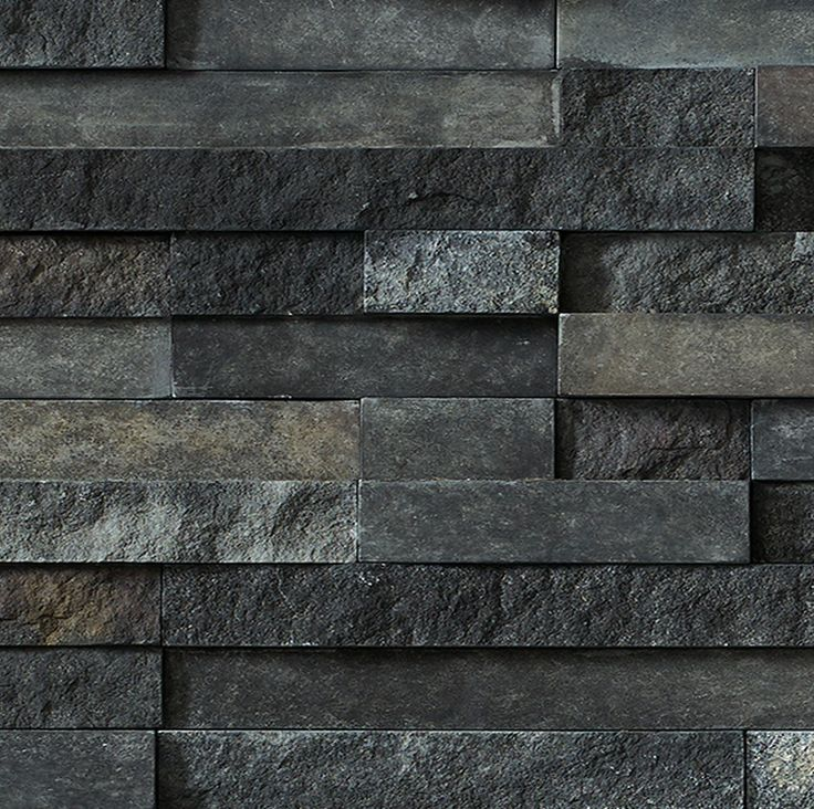 Cultured stone Trek Pro-Fit® Terrain™  Ledgestone colour swatch