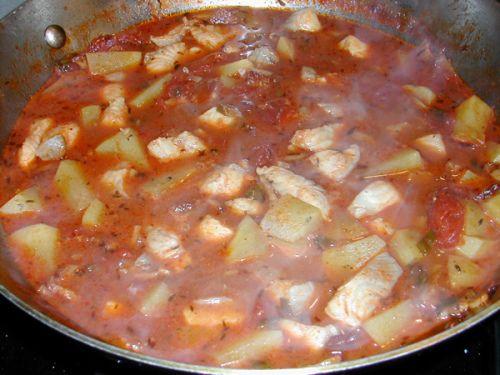 Mahalia Jackson's Catfish Stew Recipe