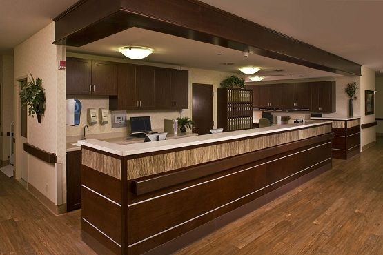 residential nurse station - Google Search