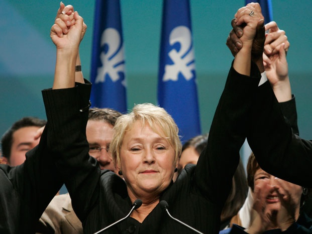 John Ivison: Pauline Marois intent on scuttling Canada's European free-tradedeal