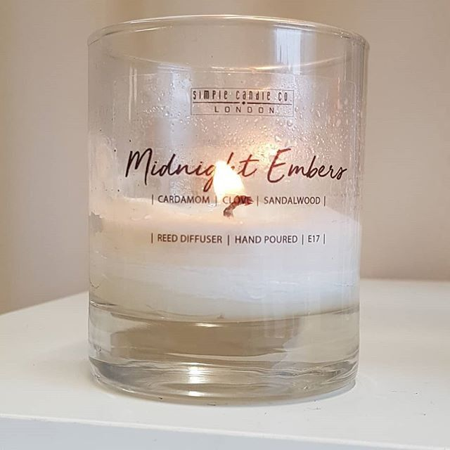 Open in her studio at Central Parade: Have you finished burning your candle? Bring back your empty container and we will refill your candle for only 10. Simplecandleco.com : @simplecandleco
