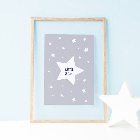 This nursery wall art is perfect for both boys and girls' bedroom or playroom. It can be printed and framed as a birthday gift or as a baby shower present. Playroom Art Nursery Wall Art Baby Poster Nursery Prints