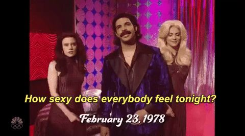 snl saturday night live drake kate mckinnon cecily strong how sexy does everybody feel tonight trending #GIF on #Giphy via #IFTTT http://gph.is/229UHgk