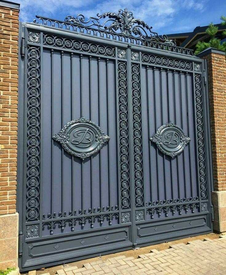 Iron Gate Design, House Gate Design, Gate