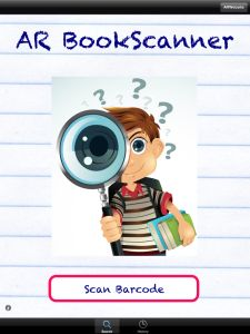 AR Bookscanner App- get your Accelerated Reader info by scanning any book.
