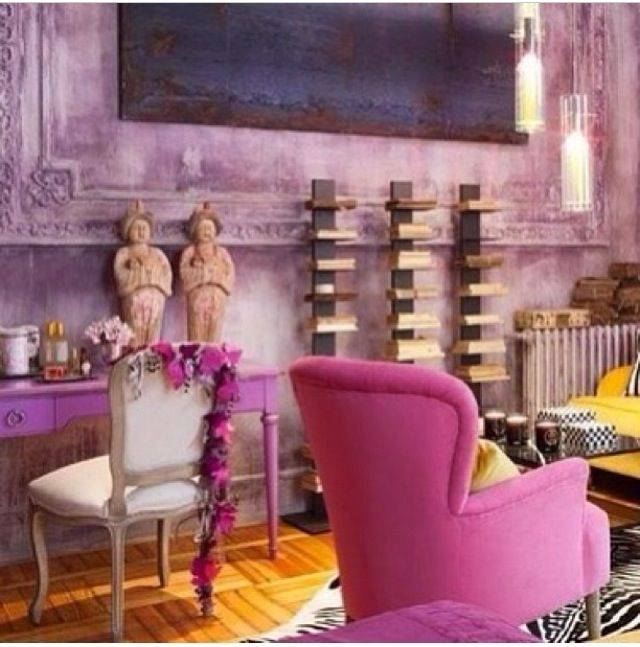 28 best Purple and yellow <3 images on Pinterest | Home ideas, For ...