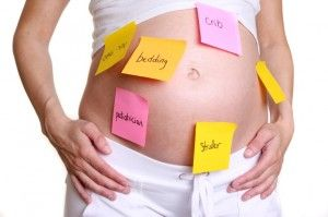 Third trimester to do list.. This is a good one on a WONDERFUL blog that I would recommend for any mommies to be :)